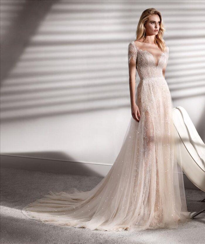 Novia-vestido de novia