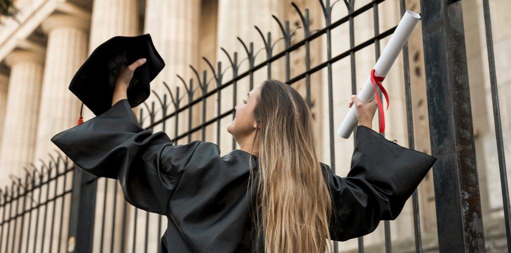 Lucir perfecta el dia de la graduación