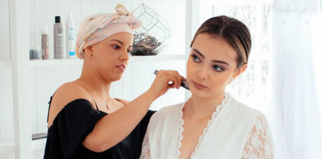 Maquillajde de novias